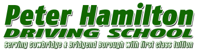 Peter Hamilton Driving School-in-Bridgend